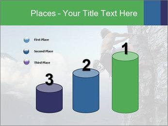Climber PowerPoint Template - Slide 65