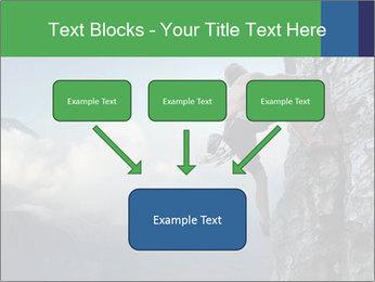 Climber PowerPoint Template - Slide 70
