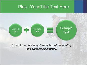 Climber PowerPoint Template - Slide 75
