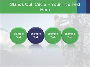 Climber PowerPoint Template - Slide 76