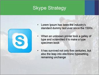 Climber PowerPoint Template - Slide 8