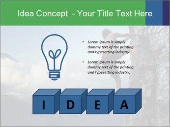 Climber PowerPoint Template - Slide 80