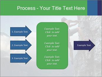 Climber PowerPoint Template - Slide 85