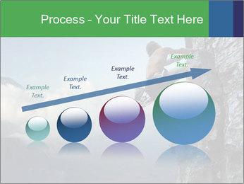 Climber PowerPoint Template - Slide 87