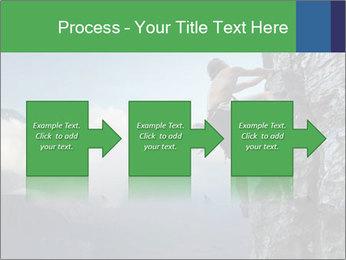 Climber PowerPoint Template - Slide 88