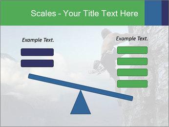 Climber PowerPoint Template - Slide 89