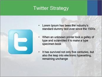 Climber PowerPoint Template - Slide 9