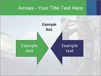 Climber PowerPoint Template - Slide 90