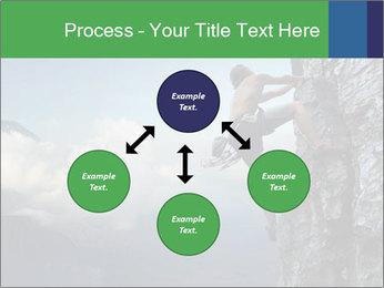 Climber PowerPoint Templates - Slide 91