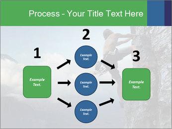 Climber PowerPoint Template - Slide 92