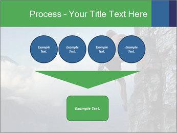 Climber PowerPoint Template - Slide 93