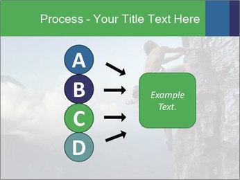 Climber PowerPoint Template - Slide 94