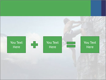 Climber PowerPoint Template - Slide 95