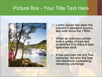Three sister rock PowerPoint Templates - Slide 13