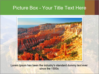Three sister rock PowerPoint Templates - Slide 15