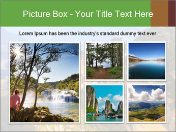 Three sister rock PowerPoint Templates - Slide 19