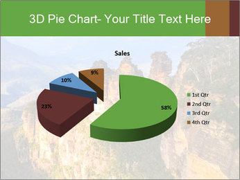 Three sister rock PowerPoint Templates - Slide 35