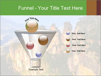 Three sister rock PowerPoint Templates - Slide 63