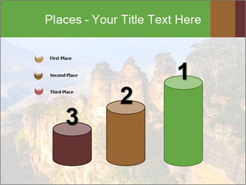 Three sister rock PowerPoint Templates - Slide 65