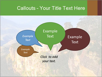 Three sister rock PowerPoint Templates - Slide 73