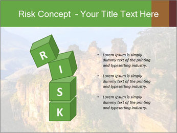 Three sister rock PowerPoint Templates - Slide 81