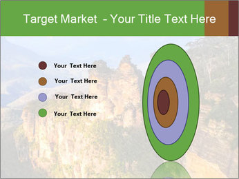 Three sister rock PowerPoint Templates - Slide 84