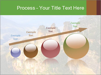 Three sister rock PowerPoint Templates - Slide 87