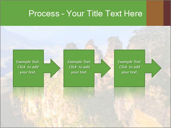 Three sister rock PowerPoint Templates - Slide 88