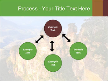 Three sister rock PowerPoint Templates - Slide 91