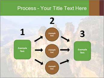 Three sister rock PowerPoint Templates - Slide 92