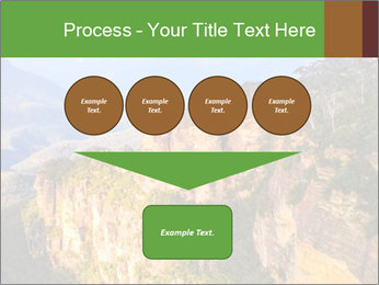 Three sister rock PowerPoint Templates - Slide 93