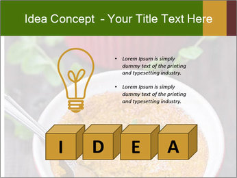 Pumpkin PowerPoint Template - Slide 80