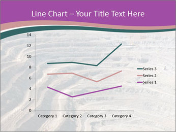 Close up of quarry extracting iron PowerPoint Templates - Slide 54