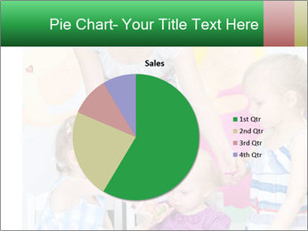 Children drawing PowerPoint Templates - Slide 36