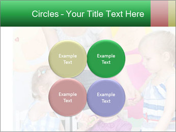 Children drawing PowerPoint Templates - Slide 38
