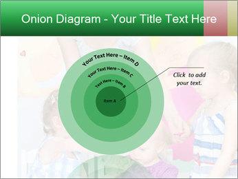 Children drawing PowerPoint Templates - Slide 61