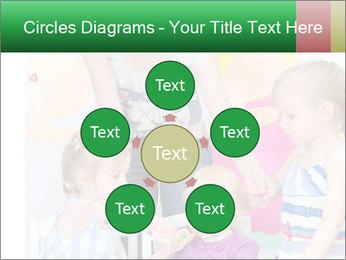 Children drawing PowerPoint Templates - Slide 78