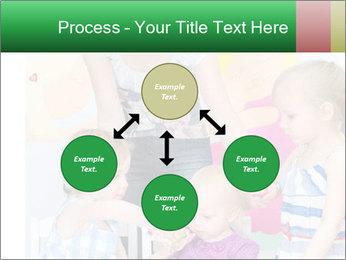 Children drawing PowerPoint Templates - Slide 91