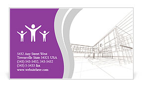 0000088098 Business Card Template