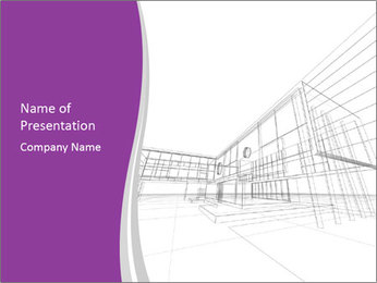 Design 3d model PowerPoint Templates - Slide 1