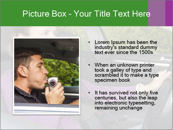 Woman in car PowerPoint Templates - Slide 13