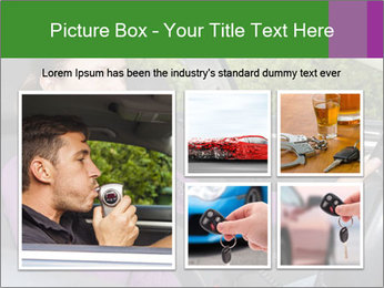 Woman in car PowerPoint Templates - Slide 19