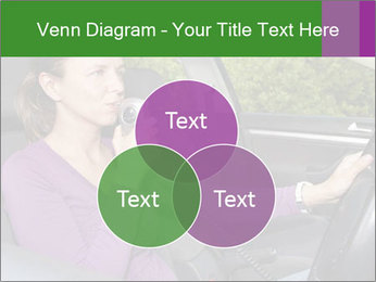 Woman in car PowerPoint Templates - Slide 33