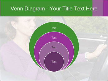 Woman in car PowerPoint Templates - Slide 34