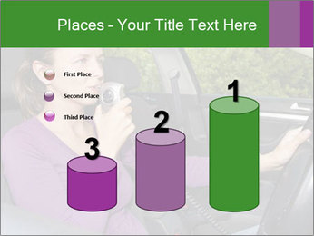 Woman in car PowerPoint Templates - Slide 65