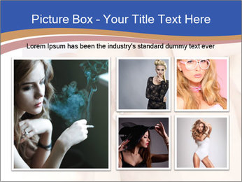 Smoking PowerPoint Templates - Slide 19