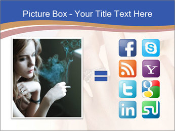 Smoking PowerPoint Templates - Slide 21