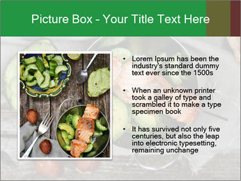 Fish Fillet PowerPoint Template - Slide 13