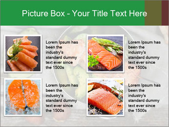 Fish Fillet PowerPoint Template - Slide 14