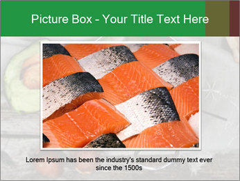 Fish Fillet PowerPoint Template - Slide 15